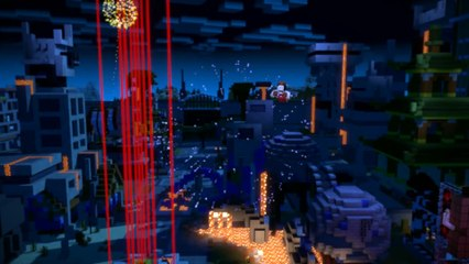 Minecraft - Story Mode – Season Two – Season Finale Trailer - PS4 [HD]