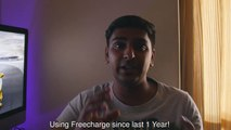 Offers, Speed Pay, Chat-N-Pay & Split Bills On Freecharge Explained! _ #Cashless-rFplfepPSIY