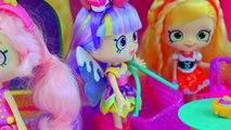 Black Friday Shopping ! Shopkins Shoppies Dolls Shop At Super Mall - Toy Video-xQfNBCjSFe4