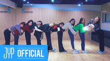 "TWICE(트와이스) ""Heart Shaker"" Dance Video (Practice Room Ver.)"