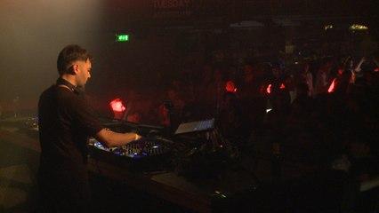 Audiomatiques at Techno Tuesday, Amsterdam (NL)