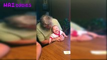 Try Not To Laugh Challenge Baby Videos - Best of Funny Babies Laughing Hysterically Compilation 2016