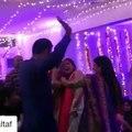 Hina Altaf & Sanam Baloch Dancing on Dana Pe Dana at a Wedding