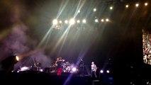 Muse - Supermassive Black Hole, Olympic Stadium, Hyundai Card Super Concert 19 City Break, Seoul, South Korea  8/17/2013