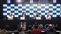 Beşiktaş, Avon ile sponsorluk anlaşması imzaladı - İSTANBUL