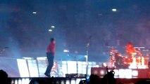 Muse - Supermassive Black Hole, Palacio de los Deportes, Mexico City, Mexico  10/18/2013