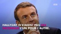Johnny Hallyday mort : Laurent Wauquiez accuse Emmanuel Macron d'opportunisme