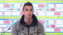Ellyes Skhiri avant MHSC vs FC Metz