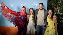 "Morgan Fox ""Cirque du Soleil's LUZIA"" Los Angeles Premiere Red Carpet"