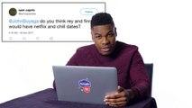 The Last Jedi's John Boyega Goes Undercover on Reddit, Twitter & Wikipedia