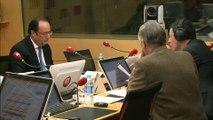 """Affaire Urvoas : """"Si les faits sont avérés, ils sont graves"""", dit François Hollande sur RTL"""