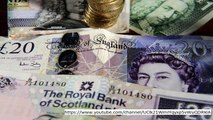 Scotland's economy to linger behind UK's for next FIVE YEARS - official figures