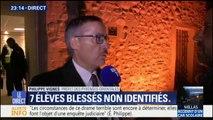 """Car scolaire: """"Les premiers témoins parlent de scènes de guerre"""", déclare le préfet des Pyrénées-Orientales"""