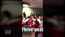 16-Year-Old Goes Nuts When He Gets Accepted to Harvard