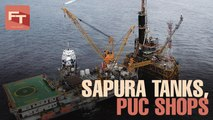 FRIDAY TAKEAWAY: Sapura Energy tanks, PUC switches out