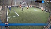 But de Denis (1-2) - 23PS Vs MILAN A CHIER - 14/12/17 21:00 - Ligue du JEUDI - Bourges Soccer Park