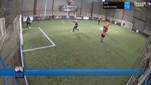 Faute de Denis - 23PS Vs MILAN A CHIER - 14/12/17 21:00 - Ligue du JEUDI - Bourges Soccer Park