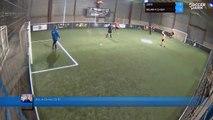 But de Denis (13-5) - 23PS Vs MILAN A CHIER - 14/12/17 21:00 - Ligue du JEUDI - Bourges Soccer Park