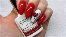RED VALENTINE'S DAY NAILS  - BIGLI MIGLI FACEBOOK STICKERS - WALENTYNKOWE PAZNOKCIE-C15wErB7Ocs