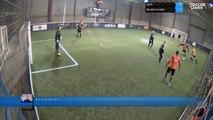But de Denis (15-7) - 23PS Vs MILAN A CHIER - 14/12/17 21:00 - Ligue du JEUDI - Bourges Soccer Park