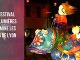 Le grand retour du festival des lumières de Lyon