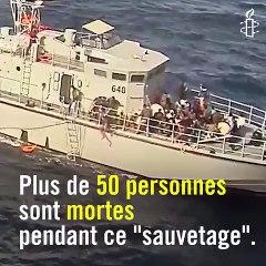 En Libye, les migrants sont torturés, exploités et vendus