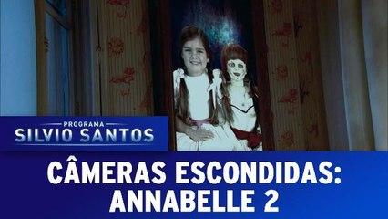 Câmeras Escondidas - Annabelle 2