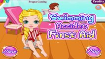 Swimming Accident First Aid Game For Kids - Doctor Game -  Kids Games