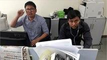U.S. Expresses Concern Over Missing Reuters Journalists In Myanmar