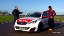 Les esssais de Soheil Ayari - Peugeot 308 Racing Cup : vraie pistarde
