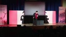 La double vie de Bruno Rost: patron à la ville et humoriste