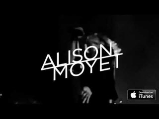 Alison Moyet - Minutes and Seconds Live - Out Now