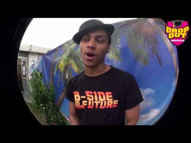 Bluey Robinson - 'On The Spot' - Interview (Wireless Festival 2010)
