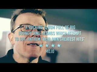The Proclaimers - Let's Hear It For The Dogs - Out Now