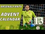 "Arsenal Fans Singing ""Jingle Bells"" In Athens  | Advent Calendar 13"