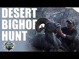 Headhunter Chronicles - Desert bighorn sheep in Mexico