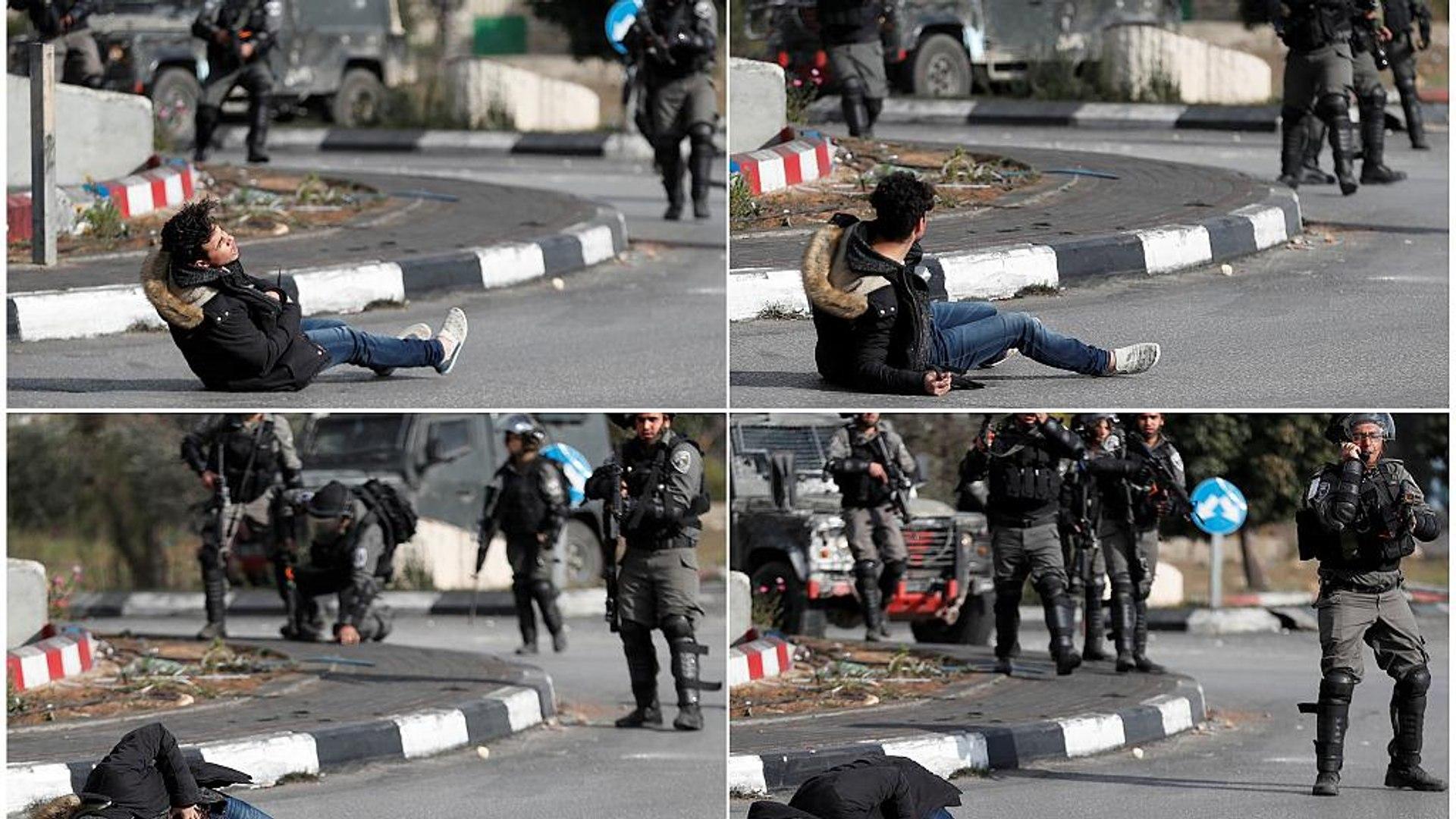 أربعة قتلى وثلاثمائة جريح في صفوف المتظاهرين الفلسطينيين في يوم الغضب