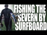 Fishing The Severn Bore on a Surfboard - Fishing Britain Shorts