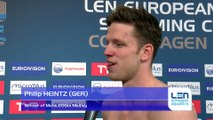 European Short Course Swimming Championships Copenhagen 2017 - Philip HEINTZ Winner of Mens 200m Medley