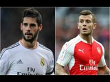 Isco Is Available & Wilshere To Sign New Deal  | AFTV Transfer Daily