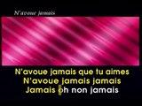 1965 eurovision -GUY MARDEL - n'avoue jamais