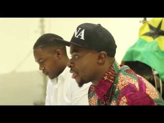 Fuse ODG - T.I.N.A. ft. Angel - Exclusive Music Video Behind The Scenes | Dropout UK