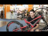 2016 Intense Cycles M16 Carbon Preview | Eurobike 2015