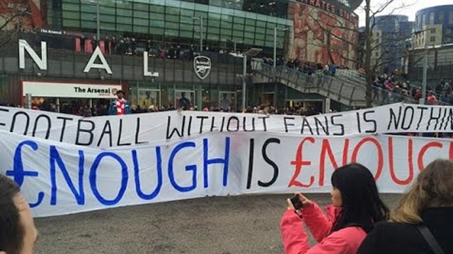 GOOD NEWS: Arsenal Fans to Pay Lowest Away Ticket Prices in Premier League