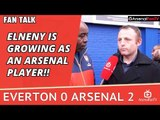 Elneny Is Growing As An Arsenal Player!! | Everton 0 Arsenal 2