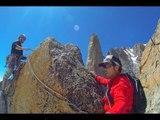 Climbing the Aiguille Verte - Arête des Grands Montets | So Freaking Extreme, Ep. 5