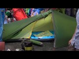 Vaude Lizard GUL Tent - Best New Products, OutDoor 2013