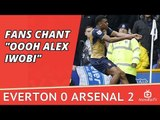 "Arsenal Fans Chant ""OOOH ALEX IWOBI""