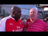 Arsenal 2-2 Man City (Away)    Some Of Our Supporters Need A Reality Check!