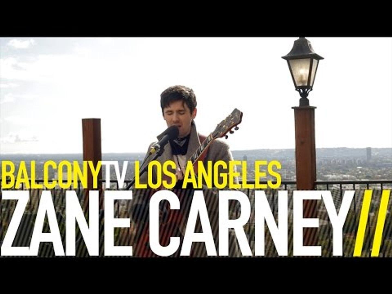 ZANE CARNEY - MAYBE I'M YOUNG (BalconyTV)
